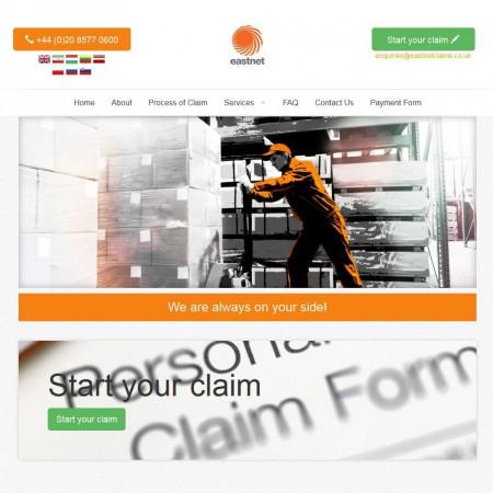 Eastnet Claims Website